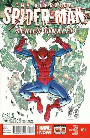 SUPERIOR SPIDER-MAN (2013 MARVEL NOW) #31