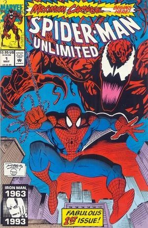 SPIDER-MAN UNLIMITED (1993 1ST SERIES) #1