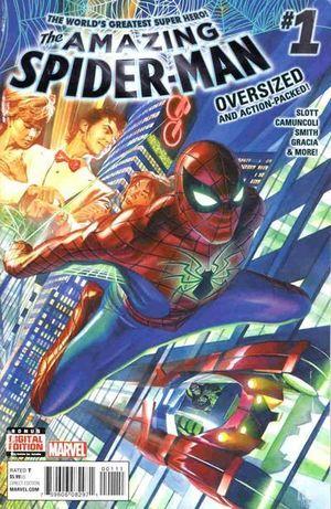 AMAZING SPIDER-MAN (2015 4TH SERIES) #1
