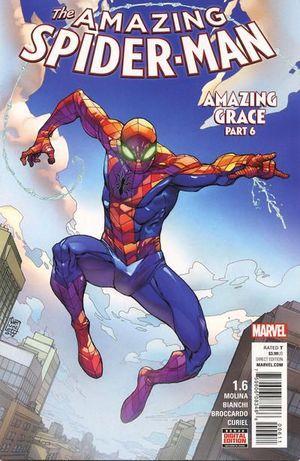 AMAZING SPIDER-MAN (2015 4TH SERIES) #1.6