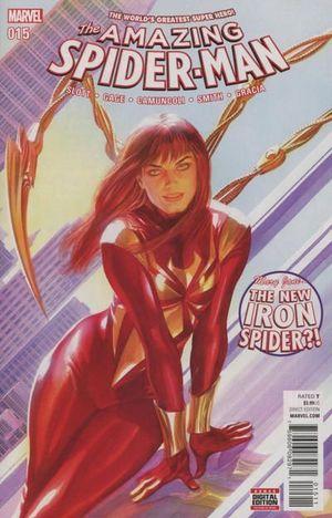 AMAZING SPIDER-MAN (2015 4TH SERIES) #15