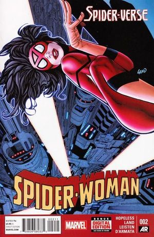 SPIDER-WOMAN (2014 5TH SERIES) #2