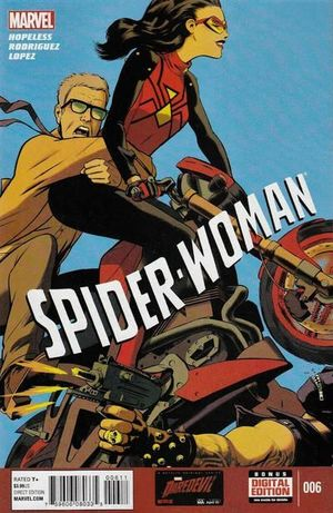 SPIDER-WOMAN (2014 5TH SERIES) #6