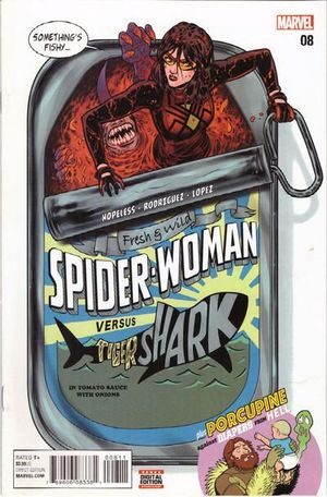 SPIDER-WOMAN (2015 6TH SERIES) #8