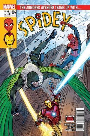 SPIDEY (2015) #6