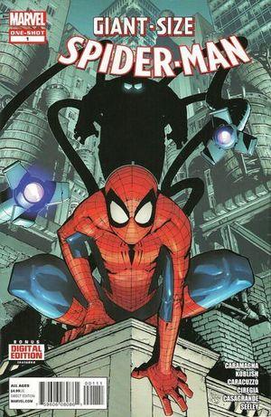 GIANT SIZE SPIDER-MAN (2014)