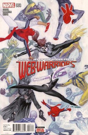 WEB WARRIORS (2015) #3