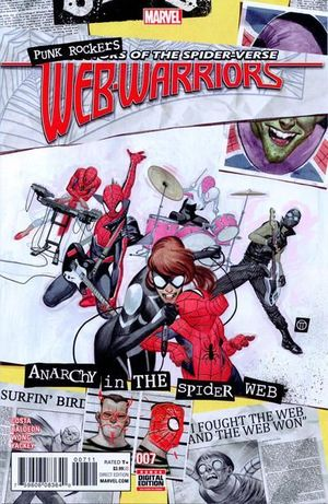 WEB WARRIORS (2015) #7
