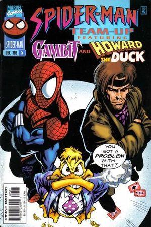 SPIDER-MAN TEAM-UP (1995) #5