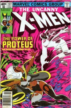 UNCANNY X-MEN (1963 1ST SERIES) #127