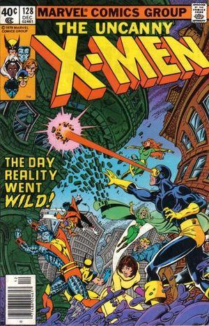 UNCANNY X-MEN (1963 1ST SERIES) #128