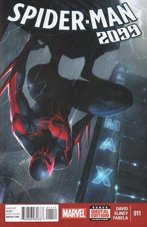 SPIDER-MAN 2099 (2014 2ND SERIES) #11