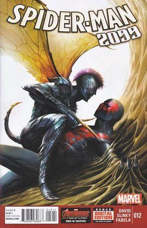 SPIDER-MAN 2099 (2014 2ND SERIES) #12