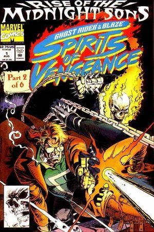 GHOST RIDER BLAZE SPIRITS OF VENGEANCE (1992) #1