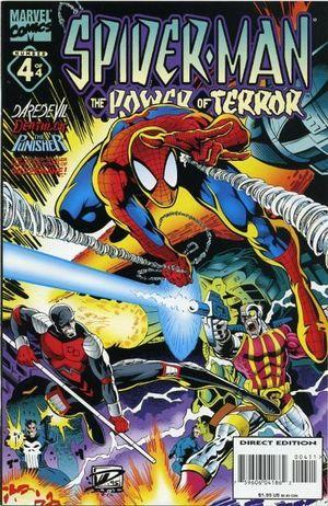 SPIDER-MAN POWER OF TERROR (1995) #4