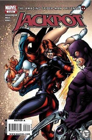 AMAZING SPIDER-MAN PRESENTS JACKPOT (2010) #2