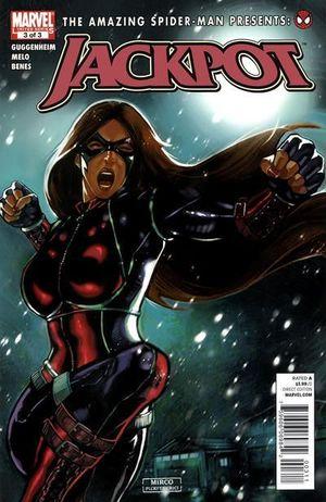 AMAZING SPIDER-MAN PRESENTS JACKPOT (2010) #3