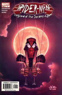SPIDER-MAN LEGEND OF THE SPIDER CLAN (2002) #1