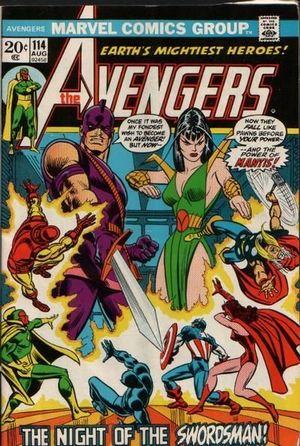 AVENGERS (1963 1ST SERIES) #114