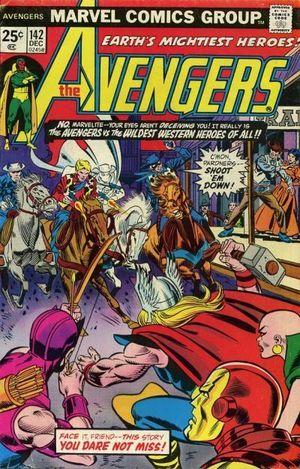 AVENGERS (1963 1ST SERIES) #142
