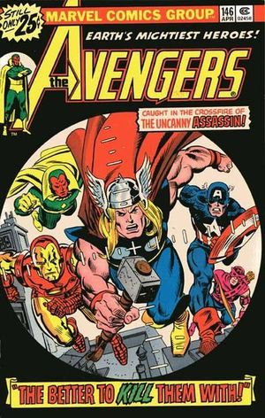 AVENGERS (1963 1ST SERIES) #146