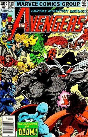 AVENGERS (1963 1ST SERIES) #188