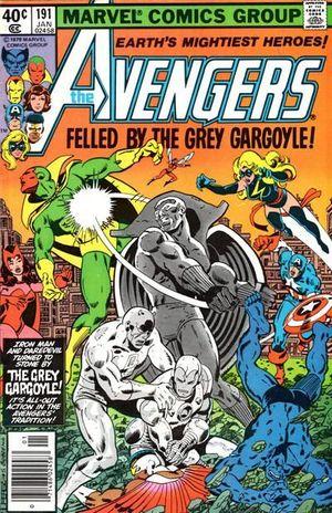 AVENGERS (1963 1ST SERIES) #191