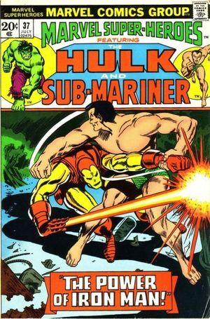 MARVEL SUPER HEROES (1967 1ST SERIES) #37