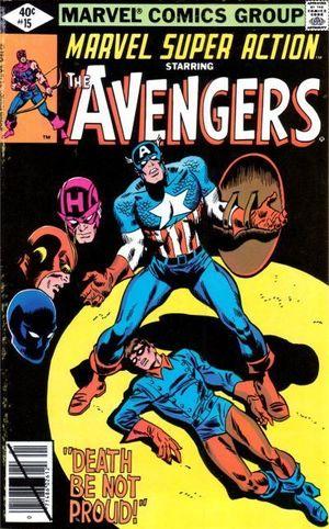 MARVEL SUPER ACTION (1977) #15