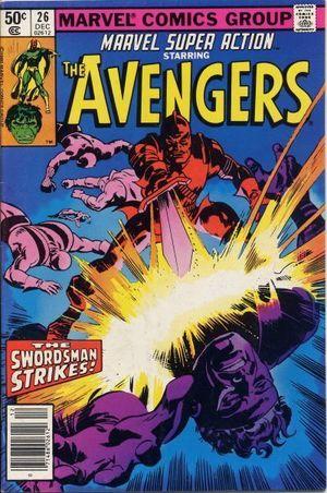 MARVEL SUPER ACTION (1977) #26