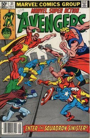 MARVEL SUPER ACTION (1977) #31