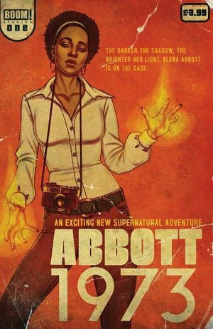 ABBOTT 1973 (2021) #1 1PS