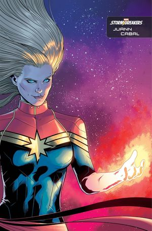 CAPTAIN MARVEL (2019) #25 STORM