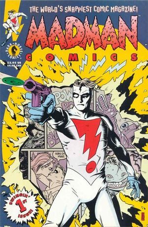 MADMAN COMICS (1994) #1