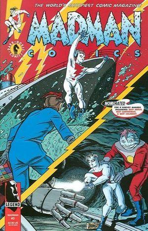MADMAN COMICS (1994) #3