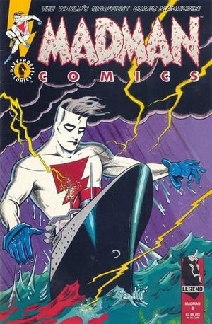 MADMAN COMICS (1994) #4