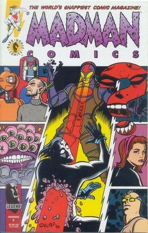 MADMAN COMICS (1994) #5