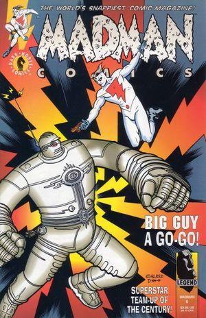 MADMAN COMICS (1994) #6