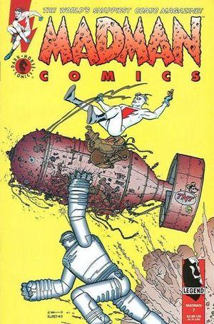 MADMAN COMICS (1994) #7