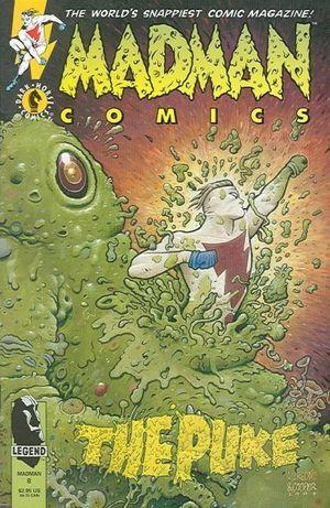MADMAN COMICS (1994) #8