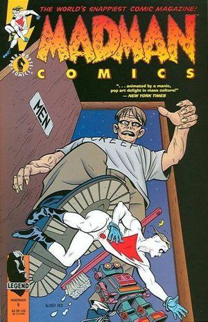 MADMAN COMICS (1994) #9