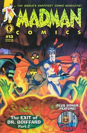 MADMAN COMICS (1994) #13