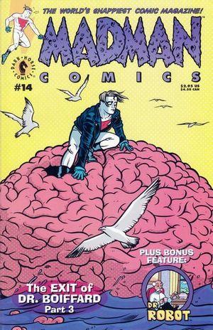 MADMAN COMICS (1994) #14