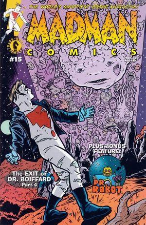 MADMAN COMICS (1994) #15