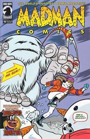 MADMAN COMICS (1994) #16