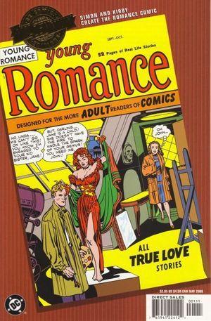 MILLENNIUM EDITION YOUNG ROMANCE (2000) #1