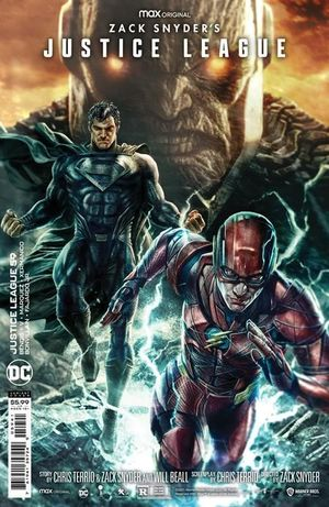 JUSTICE LEAGUE (2018) #59 BERM