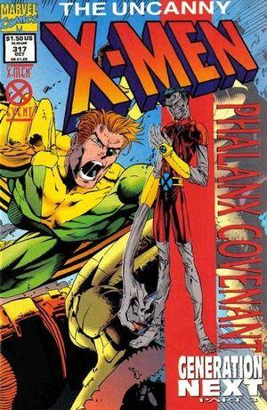 UNCANNY X-MEN (1963 1ST SERIES) #317N