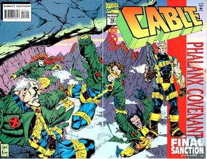 CABLE (1993 1ST SERIES) #16N