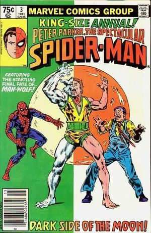 SPECTACULAR SPIDER-MAN ANNUAL (1976) #3